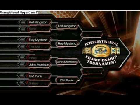 Wwe intercontinental championship tournament