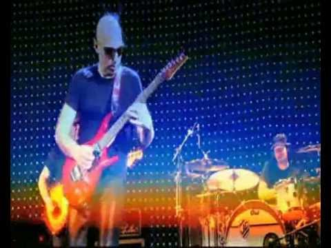 Joe Satriani Full Live Concert (paris 2010)!( video