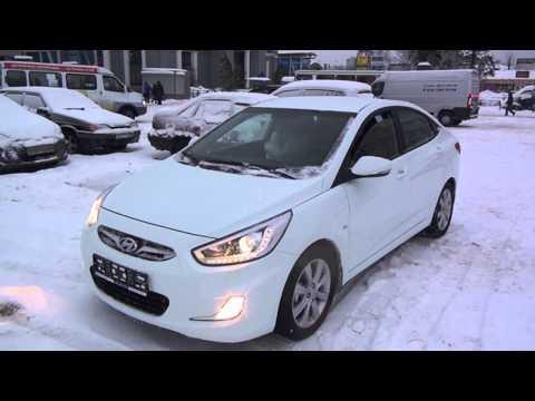Тест-драйв Hyundai Accent (Solaris)
