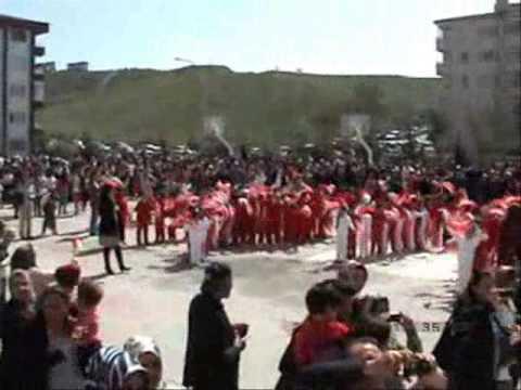 Atatürk İlkokulu 23 Nisan Etkinliği Elvankent-Etimesgut -Ankara