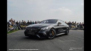 DRAGRACE | 2018 Brabus Mercedes-AMG S63 Coupe 4Matic+ vs. Audi RS3 8V vs. Mercedes A45 AMG