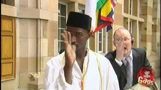 African Embassy Taxi Prank