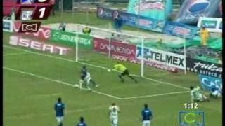 NACIONAL  LE GANO 4-1 AL junior Y SIGUEN DICIENDO DISQUE junior  TU PAPA 05/03/2011