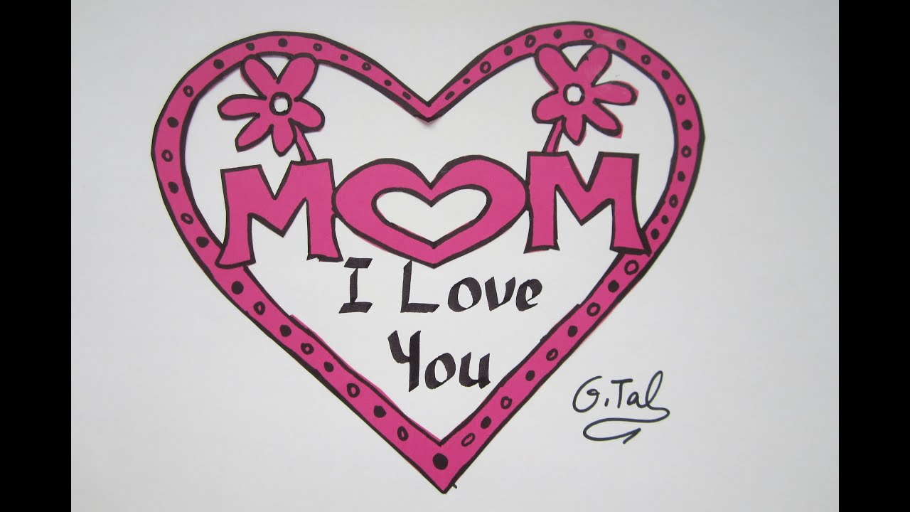 Top handmade mothers day card easy cheap youtube for Things to make for your mom for mother s day