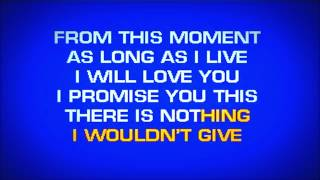 Download Lagu Shania Twain - From This Moment On (Karaoke HD) Gratis STAFABAND