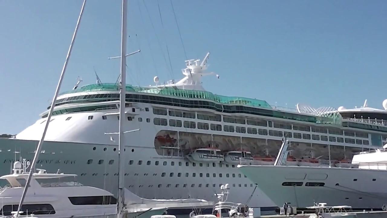 enchantment of the seas cruise ship video
