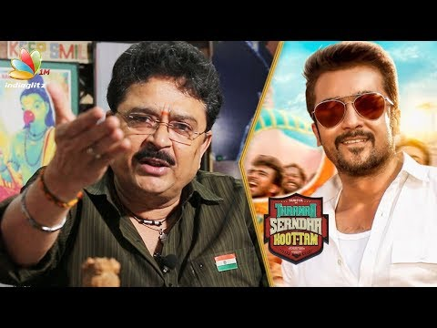 Film will release only if 35 CRORES repaid : SV Sekar Interview on Gnanavel Raja   TSK   tamil movie