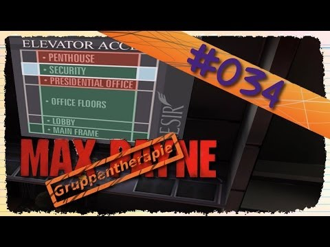 Let's play Max Payne #034: Mona Sax verschwindet [Deutsch|HD]