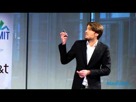 The Future of Social Media - Mashable Media Summit