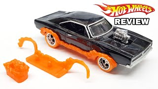 Hot Wheels Ghost Rider Dodge Charger 2018 Review