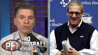 Which teams could try and trade up in first round? | Pro Football Talk | NBC Sports