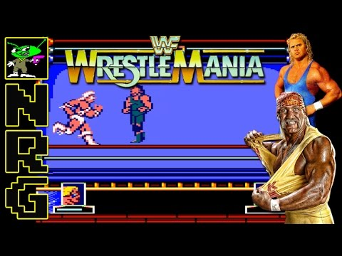 NRG: 5-10 Minutes of Gameplay - WWF Wrestlemania [Amstrad CPC]
