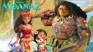 Moana and Maui have a daughter! How far will they go? Vaiana | Alice Edit!
