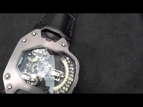 Urwerk UR-110 Part 1