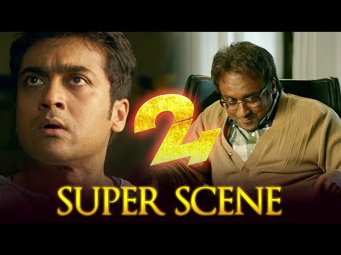 24 - Tamil  Movie | Athreya Returing the Watch Scene