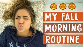 My Fall Morning Routine   Bethany Mota by : Bethany Mota