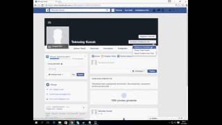 Facebook Arkadaşlık İsteği Ve Mesaj Butonunu Kapatma Engelleme 2017