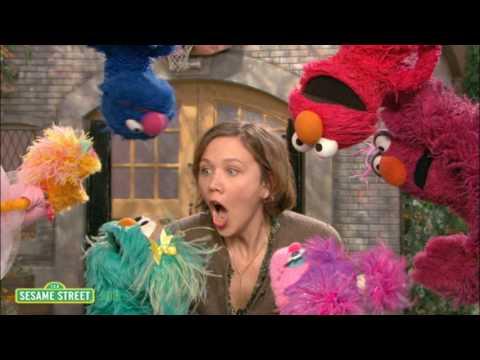 Sesame Street: Maggie Gyllenhaal: Surprise