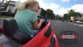 Lila Drifting