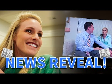 ELLIE AND JARED NEWS REVEAL!