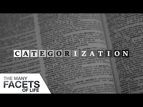 Categorization: Making Sense of our Complex World (Facets of Life)