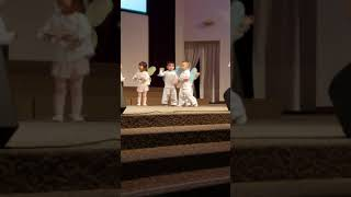 Ien preschool Christmas presentation 2018