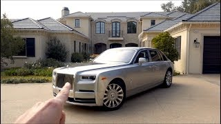 The New Rolls Royce Phantom will cost me $600,000 USD! *I want it!*
