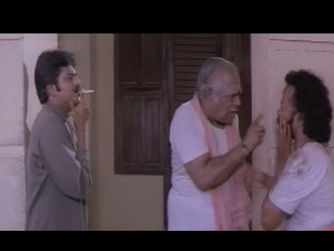 Vivek, M. S. Viswanathan Comedy - Kadhal Mannan Tamil Movie Scene - No Smoking video