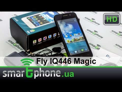 Fly IQ446 Magic - обзор