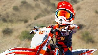 MOTOCROSS - KIDS EDITION 2018 [HD]