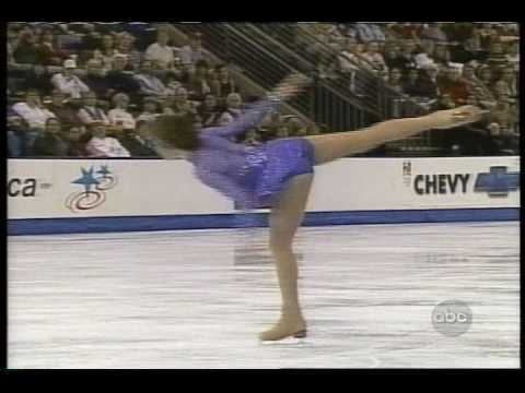 Sarah Hughes (USA) - 2001 Skate America, Ladies' Free Skate Video