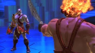 PlayStation All-Stars Battle Royale - Kratos VS. Sweet Tooth, Epic Battle (ALL-STAR)