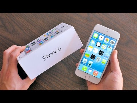 iPhone 6 Clone Unboxing!