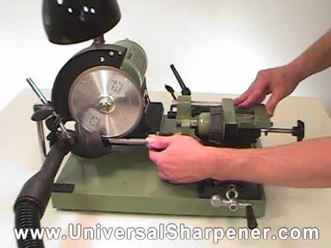 Router Bit Sharpening Machine Straight Router Bit Sharpener