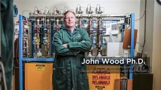 Behind the Research: Dr. John Wood, Baylor Chemistry Professor