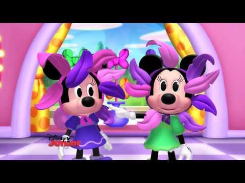 Minnie's Bow-Toons - Flower Fix
