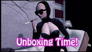 Unboxing Time! July's BishBox! (Second Life)