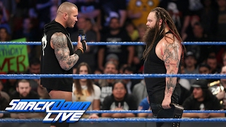 Download Randy Orton vows not to engage WWE Champion Bray Wyatt at WrestleMania: SmackDown LIVE, Feb 14, 2017 3Gp Mp4
