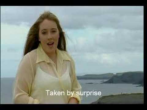 Walking In The Air - Chloe Agnew (subtitled) video