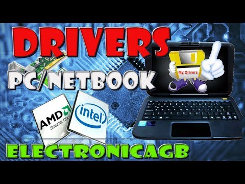 Drivers para todas las netbook del gobierno hasta la 5ta generación (windows 7. 8 y 10)