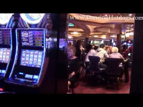Casino aboard Royal Caribbean the Quantum of the Seas #RoyalWOW