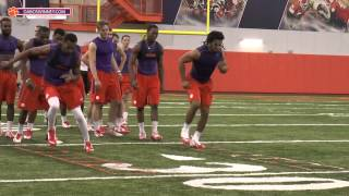 Clemson Football || Spring 2015 Strength & Conditioning