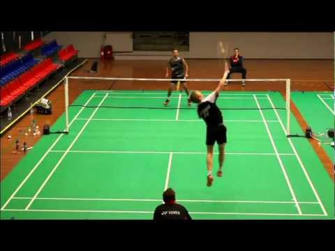 Badminton Shots Tricks Badminton Trick Shot