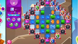 Candy Crush Saga Level 3862 -14 Moves- No Boosters