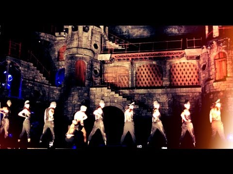 Scheiße - BTWBall LA - Monster Pit - 1/20/13 Lady Gaga-HD