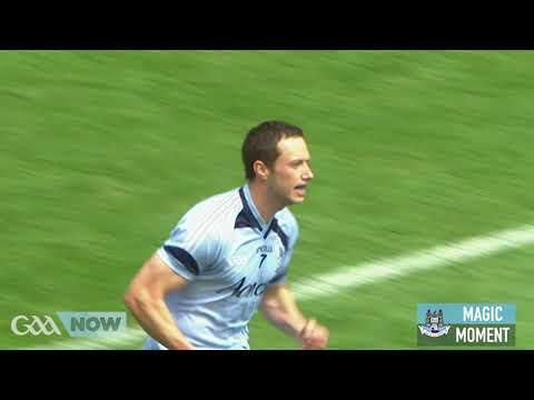 Dublin GAA Magic Moment- Barry Cahill goal