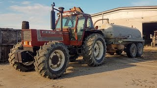 Fiatagri 160-90 e Vaia MB100-4R Power Sound [FHD][GoPro]