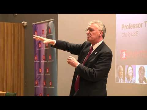 In Conversation with Hilary Benn about Britain and Europe