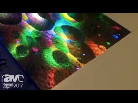 ISE 2017: Shenzhen Teeho Optoelectronic LED Dance Floor Display D6 Series