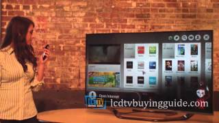 LG Smart TV Review - Magic Remote and Voice Recognition Control 2013